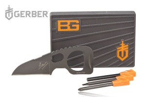 Multitool Gerber BG Bear Grylls Card Tool