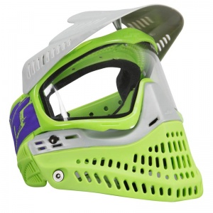 Maska JT Spectra Proflex Thermal LE - Lime Grey