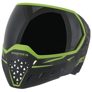 Maska Empire EVS Goggle (black/lime)