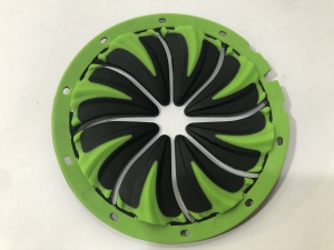 Dye Rotor Quick Feed - Lime