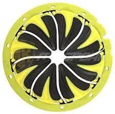 Dye Rotor Quick Feed - Yellow