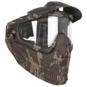 Maska JT Spectra Flex8 Thermal - Camo