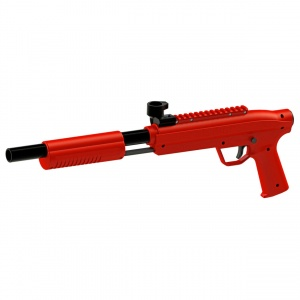 Valken GOTCHA Shotgun 50 cal (red)