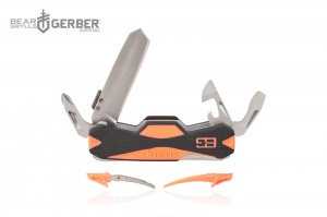 Multitool GERBER BG Greenthorn Tool